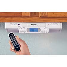 under cabinet television for kitchen under cabinet radio cd player with light imanisr com