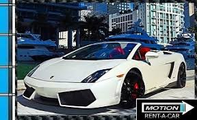 car rental lamborghini miami car rental rates south miami discount cheap