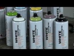 Spray Paint White - montana white spray paint youtube