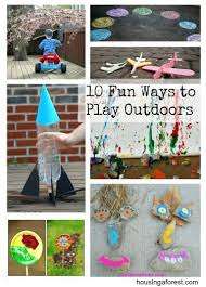 Backyard Kid Activities by 250 Best Outdoor Play Images On Pinterest Outdoor Activities