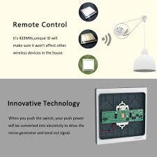 linptech k4 golden high end wireless eco self power long distance