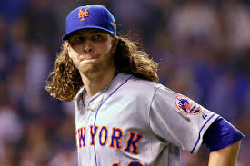jacob degrom is getting a haircut new york post
