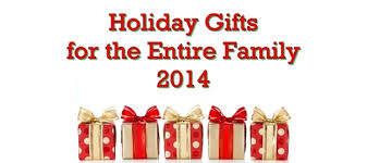 gifts for the entire family 2014 the buy