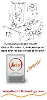 erectile dysfunction nano health technology