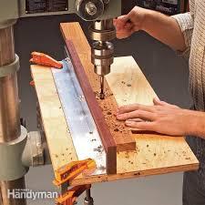 the best drill press jigs family handyman