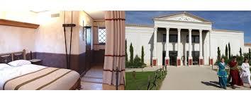 chambre d h e puy du fou villa gallo romaine