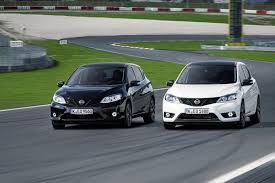 nissan pulsar turbo nissan lightly tunes up pulsar hatch with a sport edition