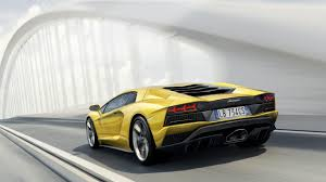 lamborghini aventador 2018 2018 lamborghini aventador s roadster gets rendered