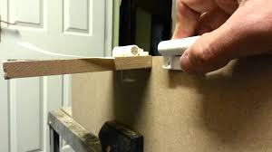 how to hinge a top folding flap youtube