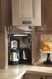 kitchen cabinet appliance garage appliance garage omega cabinetry