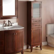 storage in bathrooms artistic arched rectangular mirror without