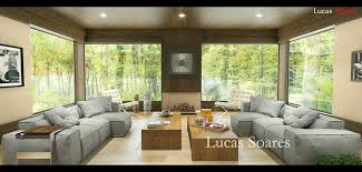 Vray Interior Rendering Tutorial Sketchup Texture Sketchup Model Vray Living Room Hdri Visopt 20