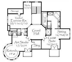 guest house floor plans studio guest house floor plans second floor plan home plan 149
