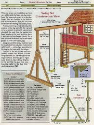 2639 backyard playhouse plans children u0027s outdoor plans casas