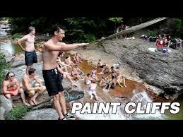 paint cliffs 7 24 2016 youtube