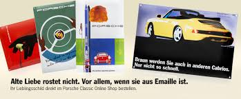 Einbauk He G Stig Home Porsche Classic Online Shop