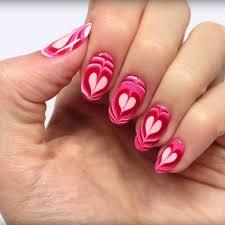 nail art unbelievable water marble nail art photos ideas videos