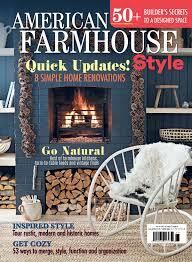 american farmhouse style fall winter 2015