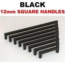 Black Kitchen Cabinet Handles Cabinet Handles Ebay