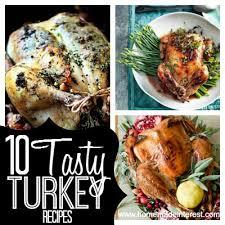 10 tasty turkey recipes home made interest