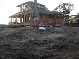 homes built into hillside architect llc hillside house