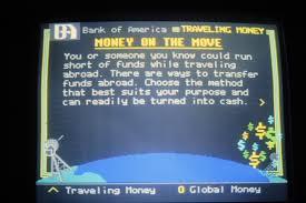 bank of america ux portfolio banking b2c publishing videotex