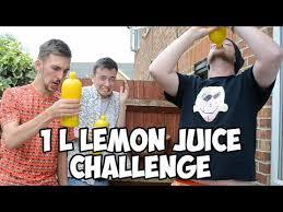Challenge Vomit 1l Of Lemon Juice Challenge Vomit Alert Wheresmychallenge