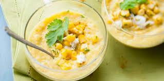 recette de cuisine mexicaine facile soupe épaisse de maïs façon mexicaine facile et pas cher recette