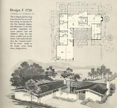 eichler house plans baby nursery mid century modern home plans vintage house plan