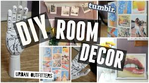 diy summer room decor urban outfitters inspired youtube