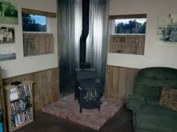 Direct Vent Pellet Stove Wood Stove Heat Shield Google Search Fireplace Ideas