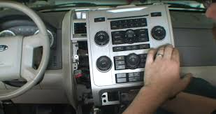 lexus es330 dash kit 2008 ford escape stereo replacement u2013 aftermarket radio head unit