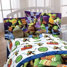 Teenage Mutant Ninja Turtles Twin Bed Set by Amazon Com Nickelodeon Teenage Mutant Ninja Turtles U0027stars U0027 3