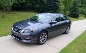 2013 honda accord trunk space 2013 honda accord sport review car reviews