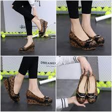Jual Wedges grosir sepatu wanita wedges terbaru 2017 jual sepatu bonia wedges