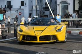 laferrari gold ferrari laferrari aperta 29 july 2017 autogespot