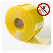 Strip Curtain Roll Anti Insect Plastic Pvc Strips 300mm X 3mm Strip Curtains Direct