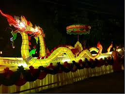 festival of lights prices festival of lights lai heua fai laos backpackers guide to lai