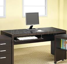 articles with computer desk made from kitchen cabinets tag