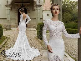 lace wedding gowns lace wedding dresses with sleeves naf dresses