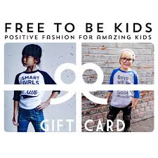 gift cards for kids to be kids gift cards email delivery