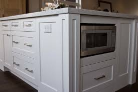 toronto kitchen renovation project with shaker style kitchen cabinets