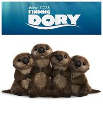 free shipping 1pcs new movie original finding nemo 2 finding dory