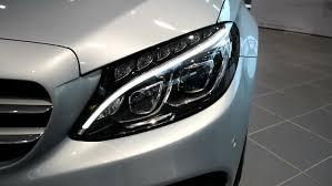 mercedes headlights mercedes benz c klasse frontscheinwerfer headlight led intelligent
