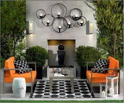wall ideas design fascinating minimalist patio wall