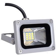 Outdoor Light Led 10 Watt 10w 12vdc 12 Volts White Led Waterproof Outdoor