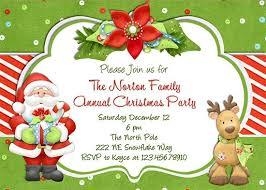holiday party invite template faceboul com