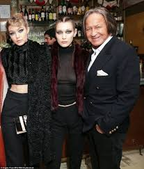Plot Of Vanity Fair Gigi And Bella Hadid U0027s Father Mohamed Forced To Demolish Part Of