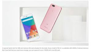 Mi A1 Xiaomi Mi A1 4 64gb Buy Sell Mobiles With Cheap Price
