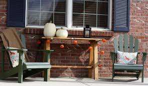 our fall porch 2014